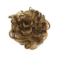 Χαμηλού Κόστους Συνθετικές περούκες-Σινιόν Συνθετικές Περούκες Σγουρά Κλασσικά Updo Υψηλή ποιότητα Κούρεμα με φιλάρισμα Γυναικεία Περούκα άνιμε Κοντό