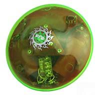 お買い得  おもちゃ & ホビーアクセサリー-こま 楽しい ジャイロスコープ プラスチック クラシック 小品 子供用 おもちゃ ギフト