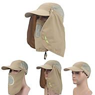 Balıkçı Şapka UV Dayanımlı Cap sivrisinek Cap Unisex Bahar Yaz Kış Sonbahar Vizörler Yüz Maskesi Şapka Kapak Hızlı Kuruma Toz Geçirmez