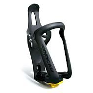 billige Cykling og cykeltilbehør-Vand flaskeholder Bærbar Rekreativ Cykling / Cykling / Cykel / Cykel med fast gear ABS Sort / Rød / Blå - 1pcs