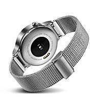 halpa Älykello Tarvikkeet-Watch Band varten Huawei Watch Huawei Moderni solki Metalli Ruostumaton teräs Rannehihna