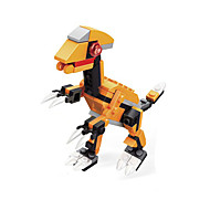 cheap Toys & Hobbies-Building Blocks Toys Dinosaur Plastic Children's 1 Pieces