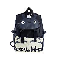 Tas geinspireerd door Mijn buur Totoro Cosplay Anime Cosplay Accessoires Tas / rugzak Zwart Nylon Mannelijk / Vrouwelijk