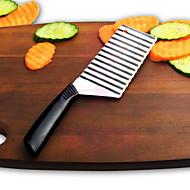 1 szt Cutter & Slicer For warzyw Stal nierdzewna Wysoka jakość / Kreatywny gadżet kuchenny / Zabawne