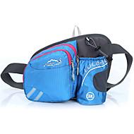 L Waist Bag/Waistpack Cell Phone Bag Belt Pouch/Belt Bag for Cycling/Bike Running Sports Bag Breathable Multifunctional Phone/Iphone