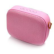 Draadloze bluetooth speakers 2.1 Draagbaar Voor buiten Mini Geheugenkaart Ondersteund