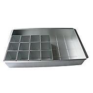 お買い得  キッチン&ダイニング-ベークツール アルミ ホット販売 / DIY ケーキ / チョコレート 1個