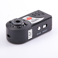 Mini dv pq7 camera wifi camera ondersteunen 32g tf web camera
