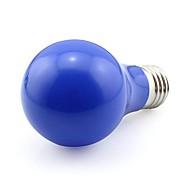 お買い得  LED ボール型電球-e27は球根球根5w 450-500lm暖かい白い/クールな白/赤/青/緑ac 100-240v(1個)を導いた