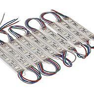 ip65 12w 60x5050smd 960lm groen / blauw / geel / rood / koel wit / warm wit / RGB LED lichtmodules (DC 12V)