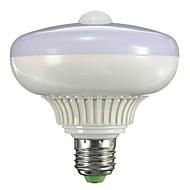 B22 E26/E27 LED-älyvalot A90 12 ledit Teho-LED Tunnistin Infrapunasensori Lämmin valkoinen 800-1300lm 2000-3500K AC 85-265V