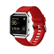 billige Urremme til Fitbit-Urrem for Fitbit Blaze Fitbit Sportsrem Silikone Håndledsrem
