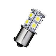 preiswerte -2 x weiß 1156 BA15S 13-SMD 5050 LED Glühbirnen Blinker Backup Rückwärts
