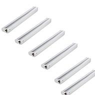 Χαμηλού Κόστους Φωτοσωλήνες LED-KWB 380 lm T5 Φωτοσωλήνας Σωλήνας 24 leds SMD 2835 Αδιάβροχη Θερμό Λευκό Ψυχρό Λευκό AC 110-130V AC 220-240V