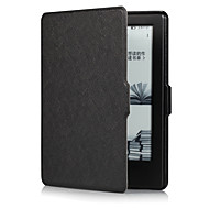 お買い得  タブレット用アクセサリー-ケース 用途 Kindle / Amazon フルボディケース フルボディーケース ソリッド ハード PUレザー のために