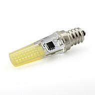 お買い得  LED スポットライト-3W 420lm E12 LEDスポットライト T 1 LEDビーズ COB 装飾用 温白色 クールホワイト 110-130V