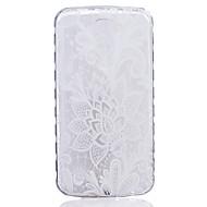 Για Θήκη LG Διαφανής / Με σχέδια tok Πίσω Κάλυμμα tok Λουλούδι Μαλακή TPU LG LG K10 / LG K8 / LG K7 / LG K4 / LG G5 / LG G4 / LG G3