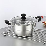 abordables Herramientas de Cocina-1pc slap-up de usos múltiples de la cocina del restaurante de cocina doméstica culinarias vapor utensilios de acero inoxidable