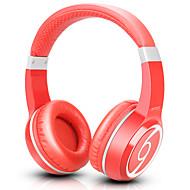 中性生成物 ARTISTE B1 ヘッドホン(ヘッドバンド型)Forメディアプレーヤー/タブレット / 携帯電話 / コンピュータWithマイク付き / DJ / ボリュームコントロール / FMラジオ / ゲーム / スポーツ / ノイズキャンセ / Hi-Fi / 監視