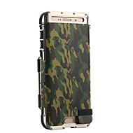 Назначение Samsung Galaxy S7 Edge Чехлы панели Защита от удара Чехол Кейс для броня Твердый Металл для SamsungS7 edge S7 S6 edge plus S6