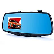Недорогие Видеорегистраторы для авто-Allwinner Full HD 1920 x 1080 Автомобильный видеорегистратор 2,8 дюйма Экран Автомобильный видеорегистратор