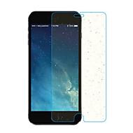 Недорогие Защитные плёнки для экрана iPhone-Защитная плёнка для экрана Apple для iPhone 6s iPhone 6 Закаленное стекло 1 ед. Защитная пленка для экрана Бриллиантовый блеск 2.5D