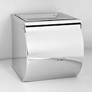 1pc ev mobilya meyhane otel tuvalet su itici paslanmaz steeltoilet kağıt tutucular