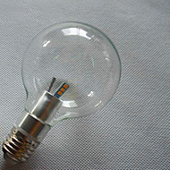 E26/E27 LED Λάμπες Σφαίρα G95 6 leds SMD 3528 Διακοσμητικό Θερμό Λευκό Ψυχρό Λευκό 3000/6500lm 3000,6500(K)K AC 220-240V