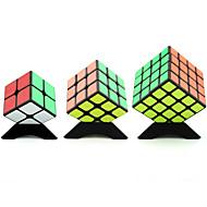 abordables Juguetes y juegos-Cubo de rubik YONG JUN 3*3*3 4*4*4 2*2 Cubo velocidad suave Cubos mágicos rompecabezas del cubo Nivel profesional Velocidad Clásico Niños Adulto Juguet Chico Chica Regalo