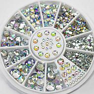levne -Půvab nail art manikúra pedikúra ABS Ovoce / Květina / Abstraktní Denní / Animák / Nehtové šperky