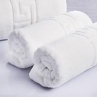 Set Bath Towel Biały,Żakard Wysoka jakość 100% Cotton Ręcznik