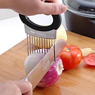 お買い得  キッチン用小物-キッチンツール ステンレス鋼 アイデアジュェリー クッキングツールセット 調理器具のための 1個