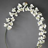 preiswerte Schreibwaren-Künstliche Blumen 1 Ast Simple Style Orchideen Tisch-Blumen