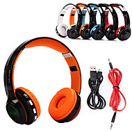 JKR 208B Slušalice s mikrofonom (traka oko glave)ForMedia Player / Tablet / mobitel / RačunaloWithS mikrofonom / Kontrola glasnoće / FM