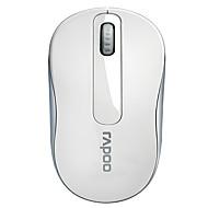 Rapoo M218 ratón inalámbrico óptico USB ratón 1000dpi 3keys