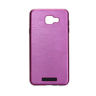 cheap Cases / Covers for Samsung-Case For Samsung Galaxy A5(2016) A3(2016) Ultra-thin Back Cover Solid Color Hard PC for A7(2016) A5(2016) A3(2016)