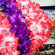 Недорогие Украшения в цветочном стиле-Жен. Девочки С цветами Цветочный дизайн Цветы Светящийся С подсветкой Обруч - Цветы Ткань