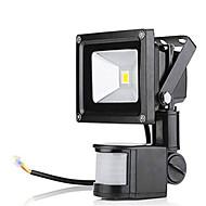 billige LED-projektører-LED-projektører Sensor Vandtæt Udendørsbelysning Varm hvid Kold hvid AC 85-265V