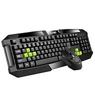 teclado y ratón USB del ratón del teclado PS2 del teclado teclado del ordenador portátil de juegos