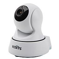 저렴한 -veskys® t4 720p 1.0mp Wi-Fi 보안 ip 카메라 (낮 밤 / 모션 감지 / 원격 액세스 / ir- 컷 / 플러그 앤 플레이)