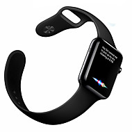 Watch Band for Apple Watch Series 3 / 2 / 1 Apple Sport Band Fluoroelastomer Wrist Strap
