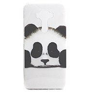 Do asus zenfone 3 ze552kl zenfone 3 ze520kl okładka pokrywa panda deseń wysoka przepuszczalność malowanie tpu materiał obudowa telefonu