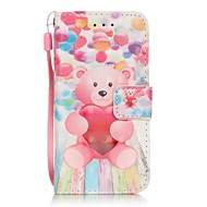 Custodia per cellulare con portapenne pittura 3d per apple itouch 5 6 custodie / cover per iPod