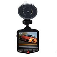 Недорогие Видеорегистраторы для авто-209 720p / HD 1280 x 720 / 1080p Автомобильный видеорегистратор 140° Широкий угол 2.4 дюймовый Капюшон с Режим парковки / Циклическая запись Автомобильный рекордер