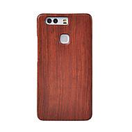 voordelige CORNMI®-Cornmi voor huawei p9 plus p9 houten bamboe cover hoesje mobiele telefoon houten houderende shell bescherming