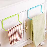 お買い得  浴室用小物-タオルラック&ホルダー 高品質 プラスチック 1枚 - ホテルバス 1タオルバー
