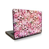 お買い得  PAG CREATIVE®-MacBook Airのための11 13 / pro13 retina13 15 / macbook12ピンクのバラリンゴのノートパソコンのケースでプロ15 /