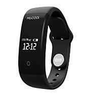 Недорогие Браслеты и трекеры для активного образа жизни-MGCOOL MGCOOL Band2 Умный браслет iOS Android Сенсорный экран Защита от влаги Израсходовано калорий Педометры Медиа контроль Регистрация