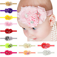 cheap Makeup & Nail Care-Headbands Hair Accessories Polyester Wigs Accessories Girls' pcs cm Daily Classic High Quality