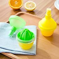 halpa Keittiötarvikkeet-Muovi Korkealaatuinen Liquid Manuaalinen Mehulinko